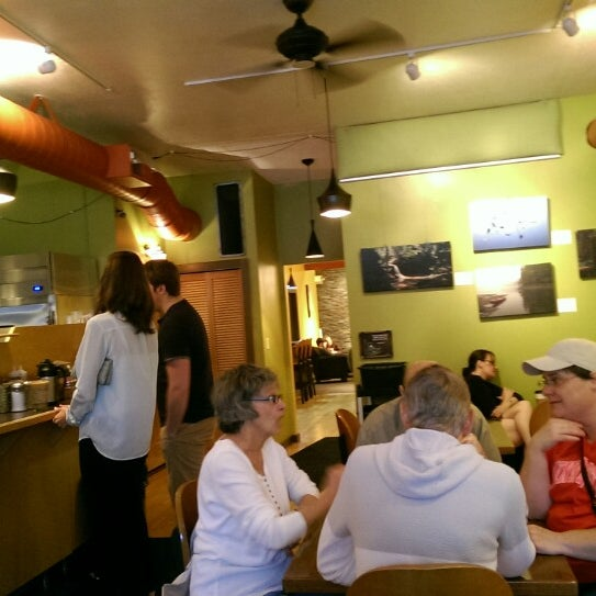 Photo taken at The Coffee Shop NE by Grace H. on 6/14/2014