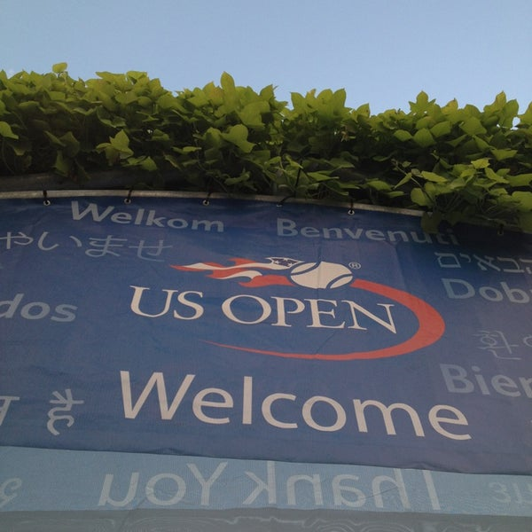 Photo taken at US Open Tennis Championships by Isabel C. on 9/4/2013