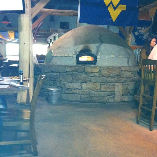 Photo taken at Mountain State Brewing Co. by Joyce F. on 10/21/2012