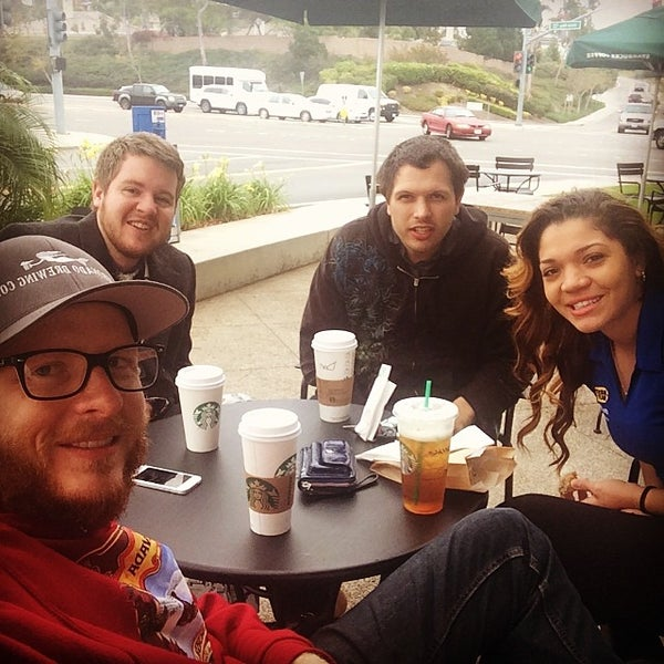 Photo taken at Starbucks by Cash F. on 4/17/2014
