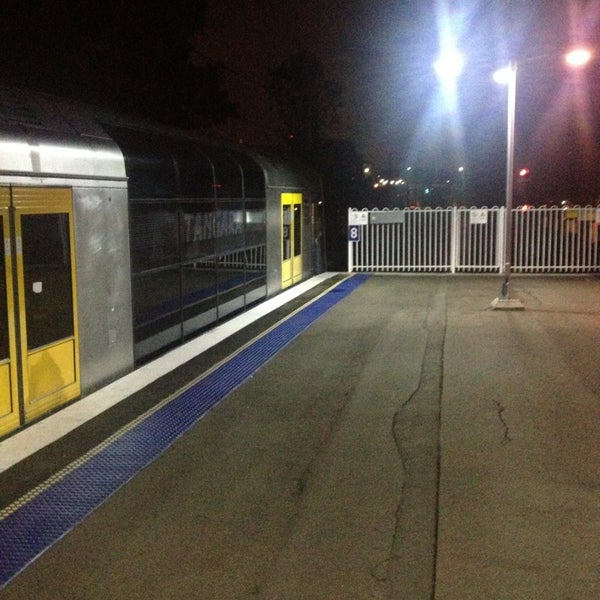 Photo taken at Bankstown Station by Kaine T. on 1/20/2013