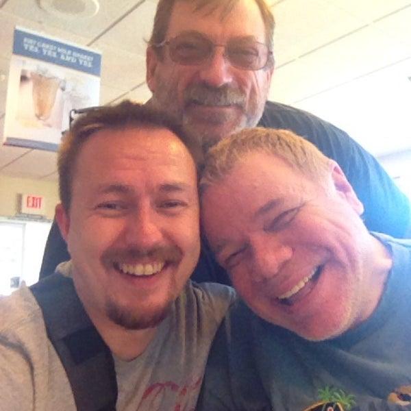 Photo taken at Denny's by Steve V. on 8/4/2014