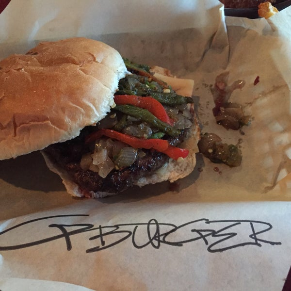 Photo taken at G Burger by Scott A. on 8/20/2016