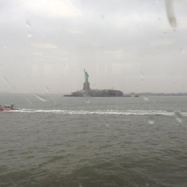 Photo taken at New York Harbor by Roddy d. on 12/29/2012