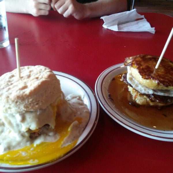 Photo taken at Denver Biscuit Company by Louis H. on 7/1/2013