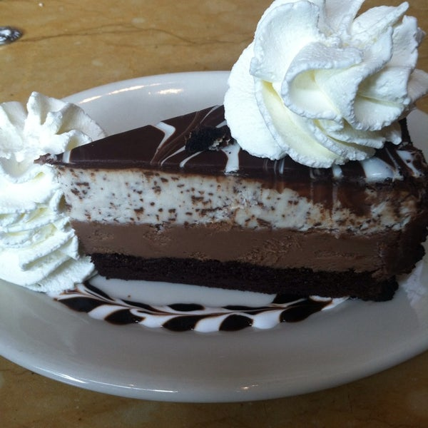 Photo taken at The Cheesecake Factory by Stacy C. on 7/3/2013