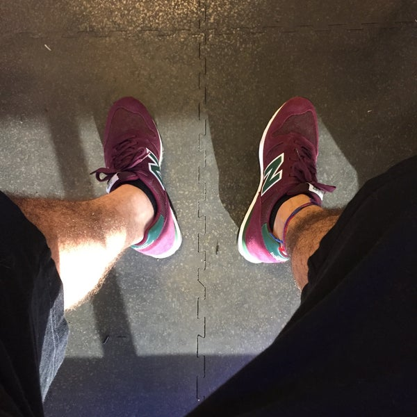 Photo taken at Smart Fit by João G. on 6/12/2015