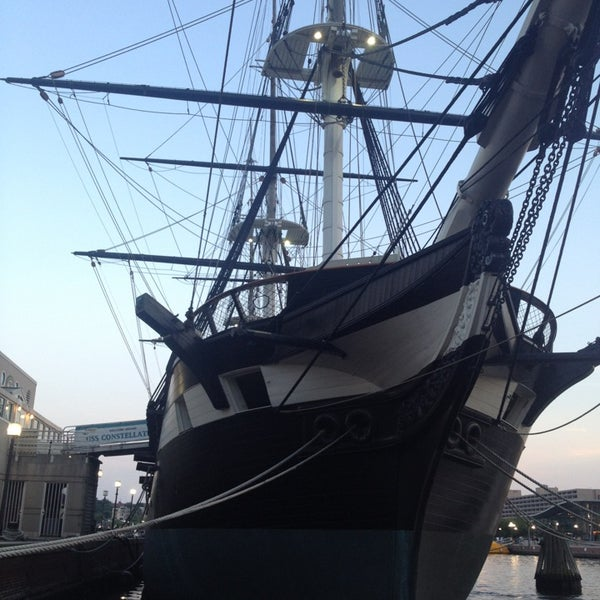 Photo taken at USS Constellation by Cami B. on 5/31/2013