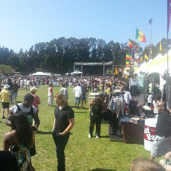 Photo taken at UCLA Intramural Field by Leon S. on 5/26/2013