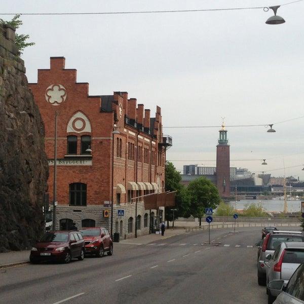 Photo taken at Münchenbryggeriet by Dmitrii D. on 6/13/2013