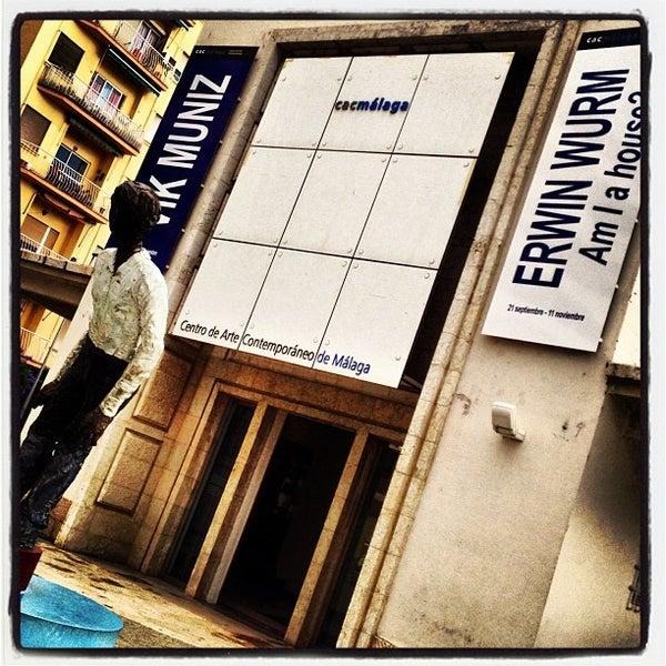 Foto tomada en CAC Málaga - Centro de Arte Contemporáneo por Lorenzo L. el 9/29/2012