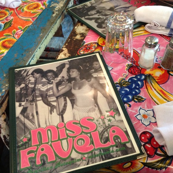 Photo taken at Miss Favela by Phillip d. on 6/1/2013