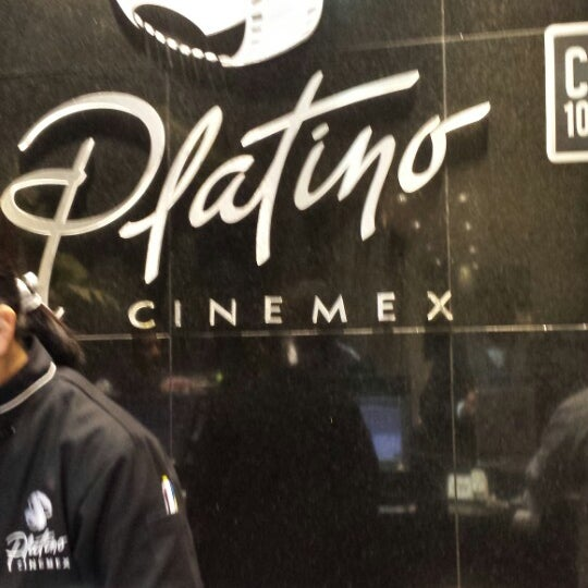 Photo taken at Cinemex by Juan Pablo A. on 1/9/2014