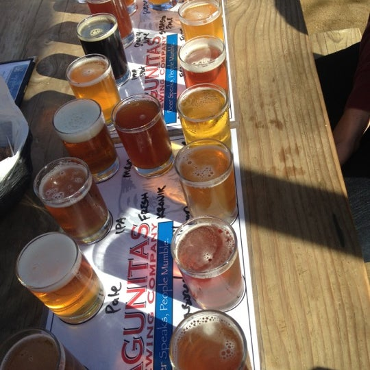 Photo taken at Lagunitas Brewing Company by Kathryn C. on 11/4/2012