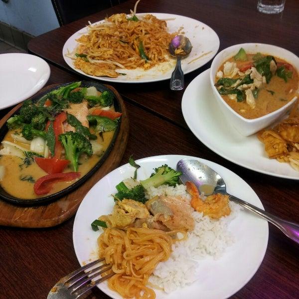 Best Thai Food In Downtown Berkeley