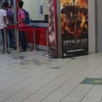 Photo taken at Big Cinemas by ⓐⓕⓘⓕ on 9/27/2012