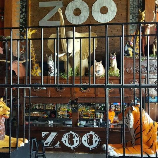 Photo taken at ZOO Bar by Juan L. on 5/28/2016