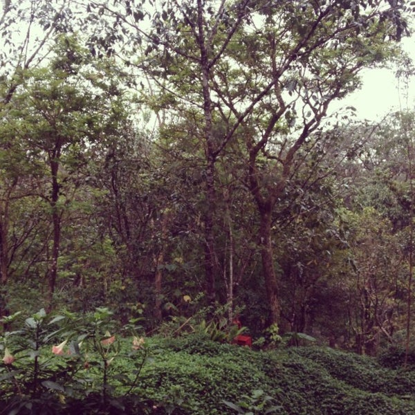Photo taken at Club Mahindra, Coorg by Gaurav B. on 10/12/2013