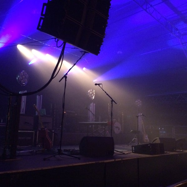 Photo taken at TonHalle by Michael G. on 12/16/2014