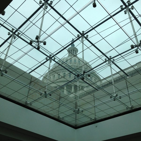 Photo taken at United States Capitol Building by Amy W. on 3/1/2013