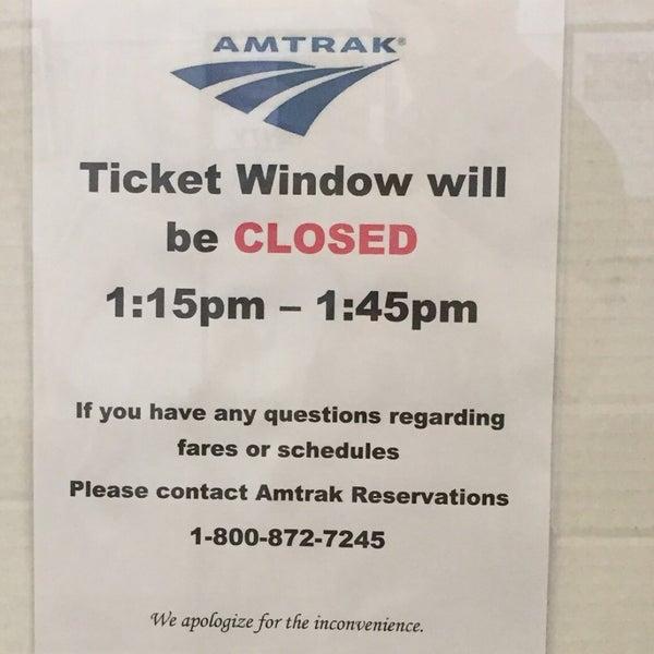 Photo taken at Denver Amtrak (DEN) by Robert T. on 10/15/2016
