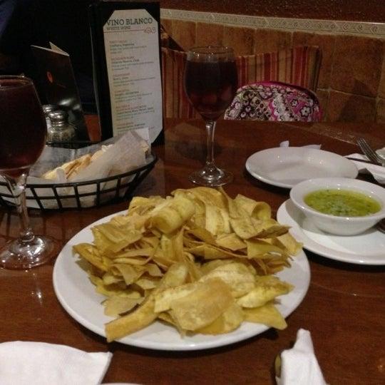 Photo taken at Havana Restaurant by Lauren S. on 10/4/2012