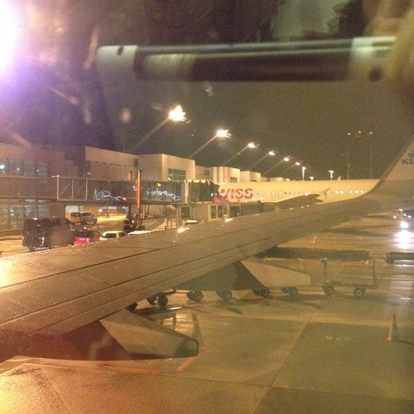 Photo taken at Gate A9 by Matilda M. on 11/15/2013
