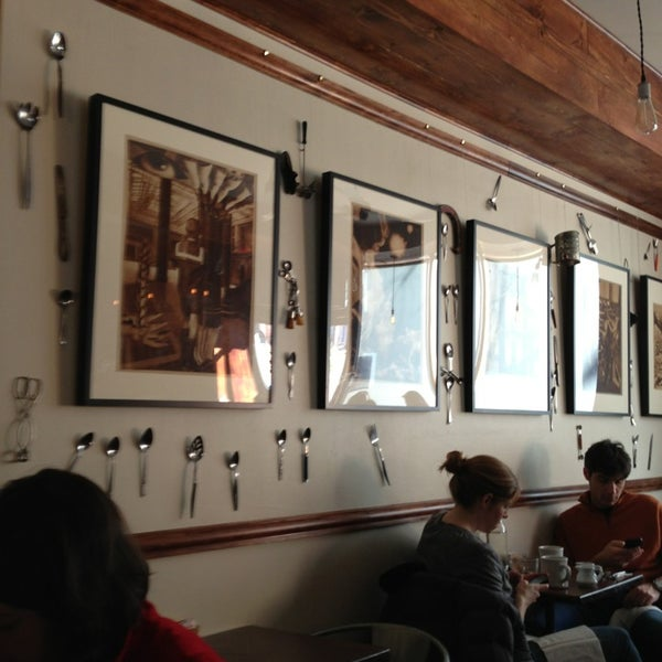 Cafe Dada North Slope 57 7th Ave