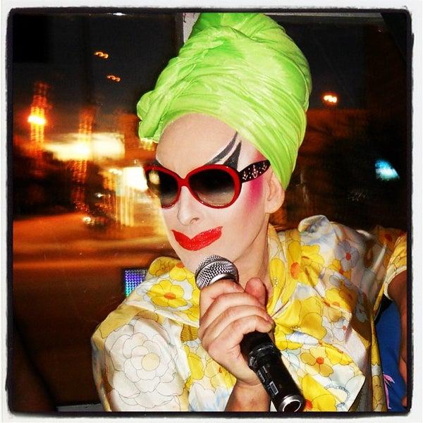 Photo taken at Eros Lounge by BJ S. on 9/22/2012