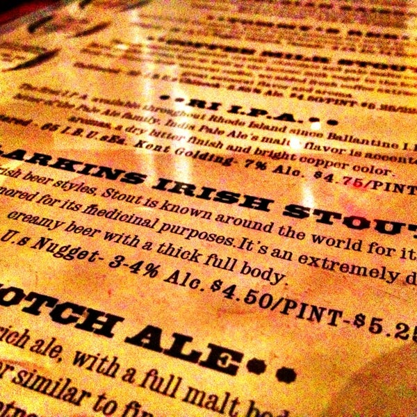 Photo taken at Trinity Brewhouse by Ryan M. on 2/16/2013