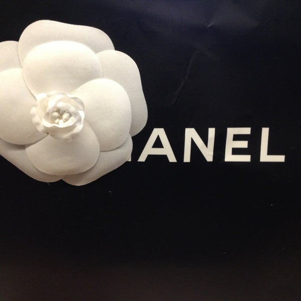 Photo taken at CHANEL Boutique by Vero J on 3/13/2013