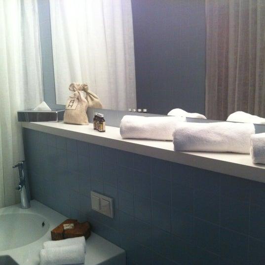 Photo taken at Annas Hotel by Gita G. on 10/26/2012