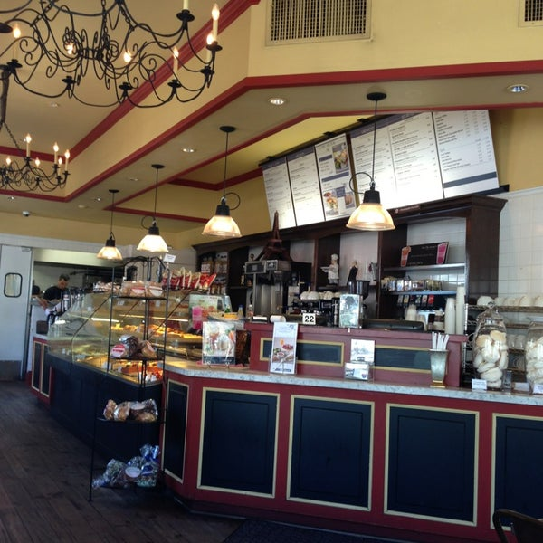 Good Bakery In Los Angeles: Champagne French Bakery Café Beverly Hills (Now Closed