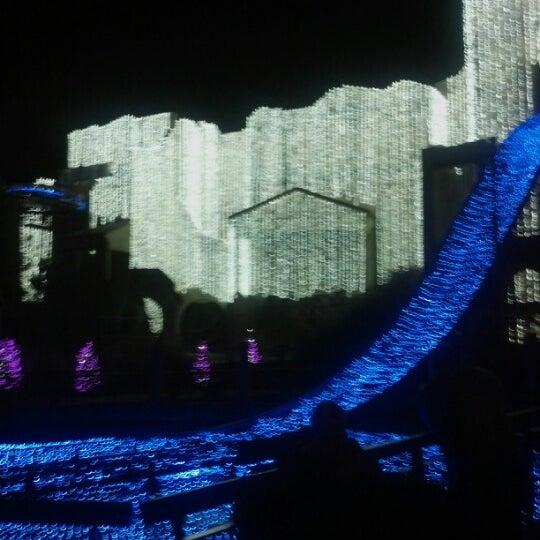 Photo taken at Busch Gardens Williamsburg by Krystal T. on 12/28/2012