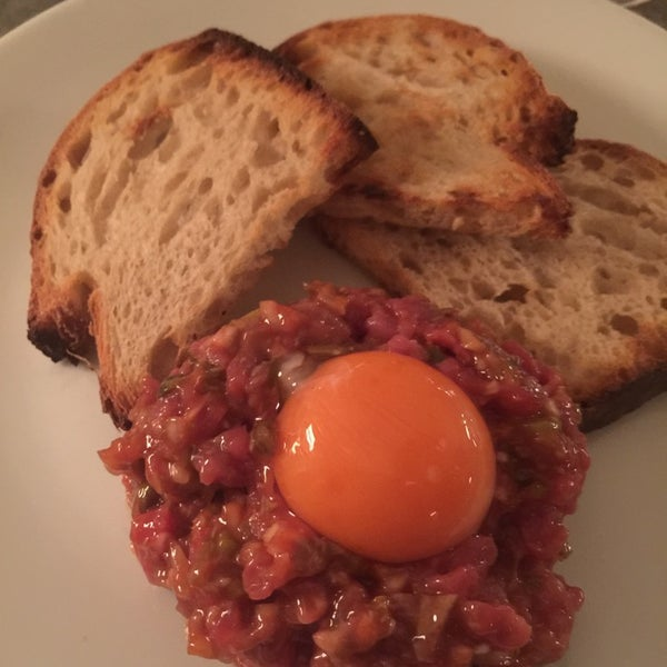 Duh - the tartare!