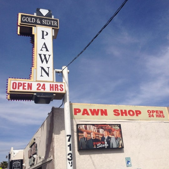 24 Hour Ez Pawn Shop Las Vegas