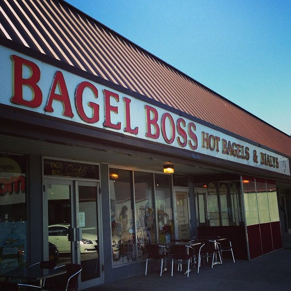 bagel boss - photo #15
