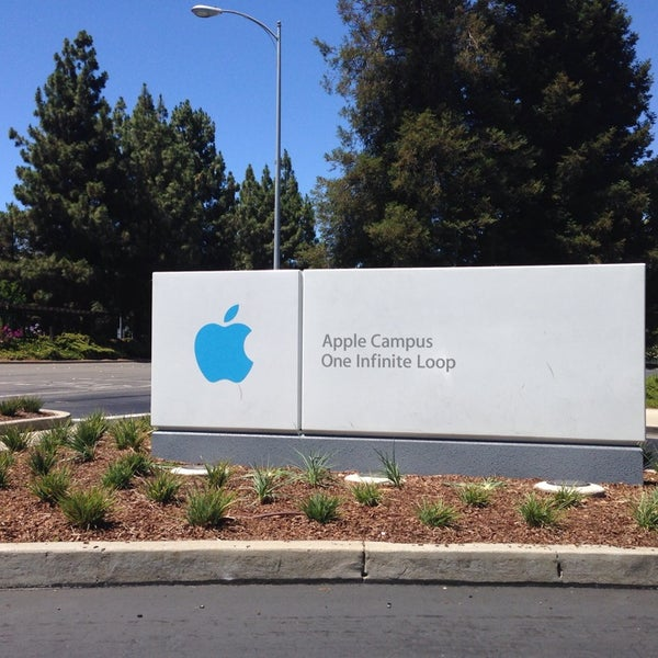 Photo taken at Apple Inc. by Timothy Tung N. on 7/6/2014
