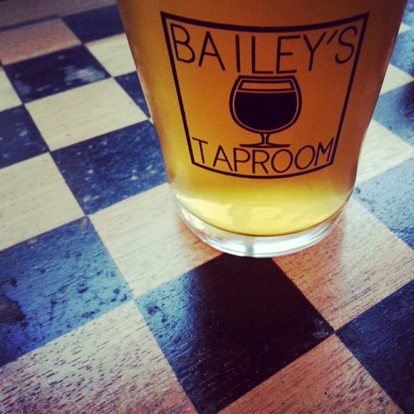Photo taken at Bailey's Taproom by lt g. on 2/10/2013