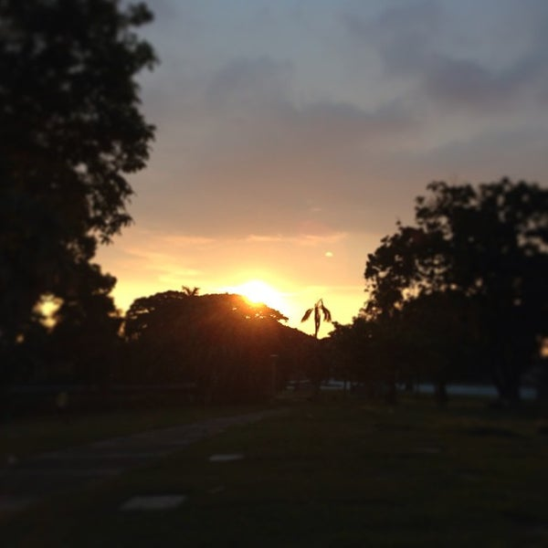 Photo taken at Manila Memorial Park by Cart'z E. on 6/27/2013