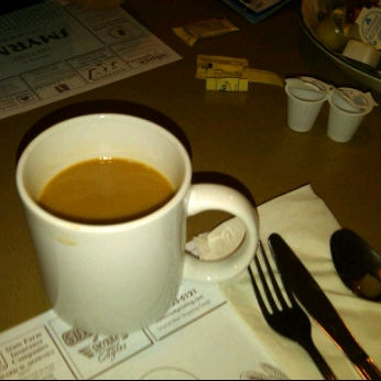 Photo taken at Smyrna Diner by Mike B. on 12/1/2012