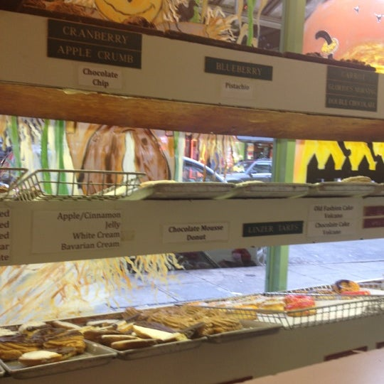 Photo taken at Peter Pan Donut & Pastry Shop by Tiffany B. on 10/9/2012