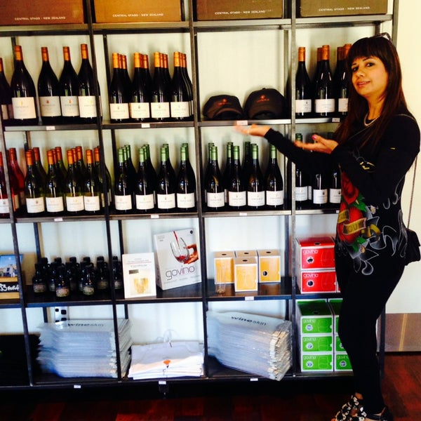 Photo taken at Amisfield Winery by Sarah K. on 1/14/2014