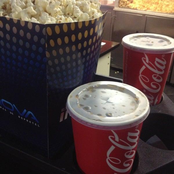 Photo taken at Nova Cinemas by Melissa A. on 4/5/2013