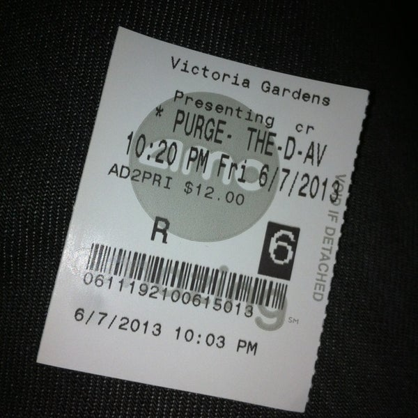 Photo taken at AMC Victoria Gardens 12 by Mike D. on 6/8/2013