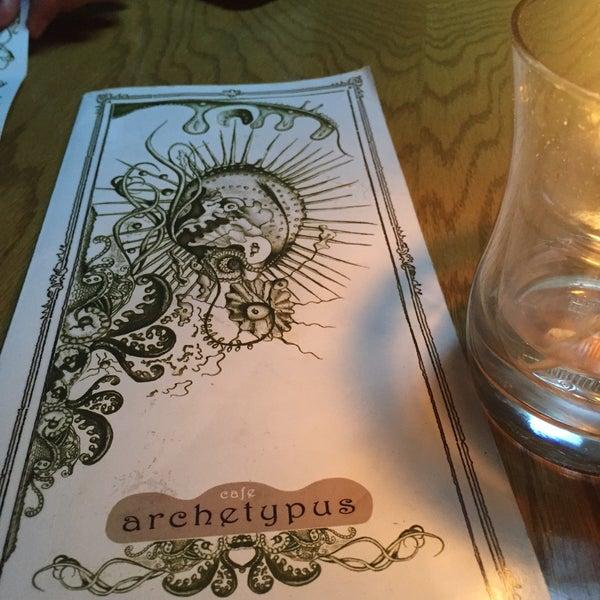 Photo taken at Archetypus Cafe by Kathrine V. on 8/30/2015