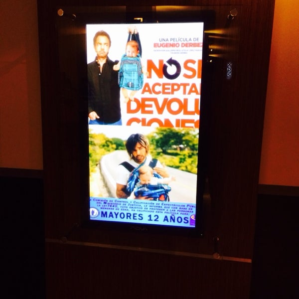 Photo taken at Nova Cinemas by Veronica L. on 2/16/2014