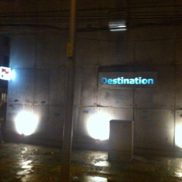 Photo taken at 目的地酒吧 Destination by James B. on 9/15/2013
