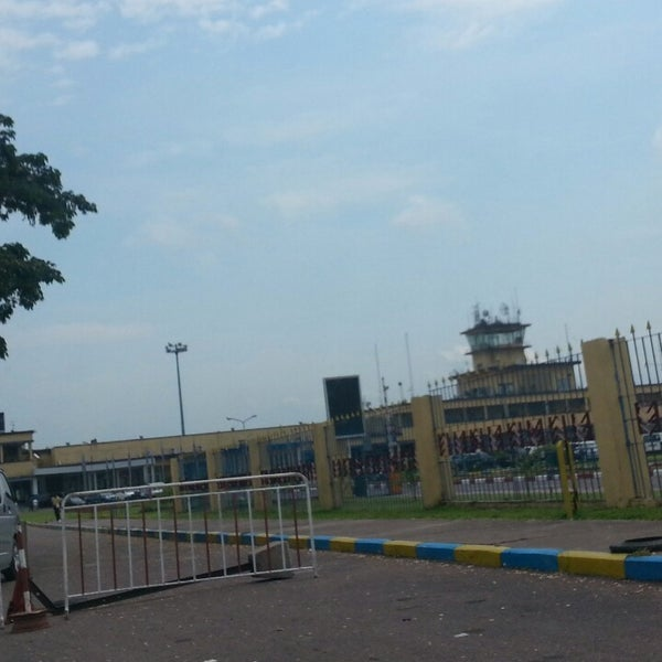 N'Djili International Airport / Kinshasa International