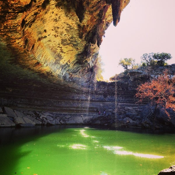 Hamilton Pool Nature Preserve - Dripping Springs, TX